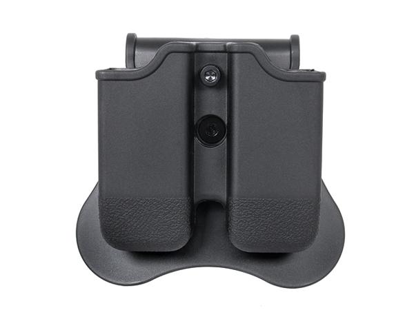 Picture of Amomax G17/G19 9mm magasinficka för bälte