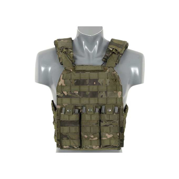 Picture of 8FIELDS First Defence Plate Carrier - Multicam Tropic