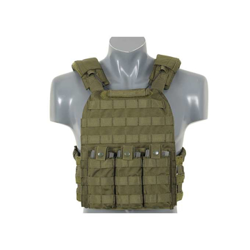 Picture of 8FIELDS First Defence Plate Carrier - Olive Drab
