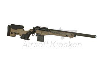 Picture of Action Army AAC T10 Bolt Action Sniper Rifle - Dark Earth