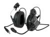 Bild på EARMOR M32H Mod 3 Aktiva Hörselskydd med mikrofon - Svart