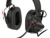 Picture of EARMOR M32H Mod 3 Aktiva Hörselskydd med mikrofon - Svart