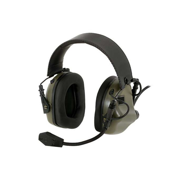 Picture of EARMOR M32 Mod 3 Aktiva Hörselskydd med mikrofon - Foliage Green