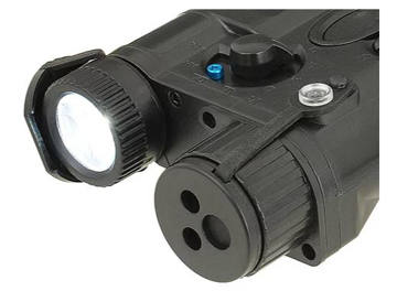 Picture of Element AN/PEQ-16A Target point, Illuminator, Aiming light - Black