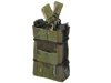 Picture of Emerson Dubbel 5.56/7.62 Magasinficka - Multicam Tropic