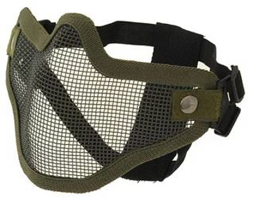 Picture of Mesh-Mask Olive