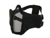 Picture of PDW Half Face Protective Mesh Mask 2.0 - Black