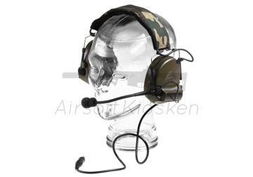 Bild på Z-Tactical ZComtac II Headset - Foliage Green