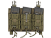 Bild på 8FIELDS Buckle Up Speed Triple Rifle/Pistol Mag Pouch - OD