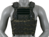 Picture of 8FIELDS Buckle Up Assault Plate Carrier Cummerbund - Multicam Black