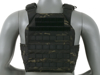 Bild på 8FIELDS Buckle Up Assault Plate Carrier Cummerbund - Multicam Black