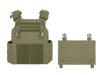 Picture of 8FIELDS Buckle Up Assault Plate Carrier Cummerbund - OD