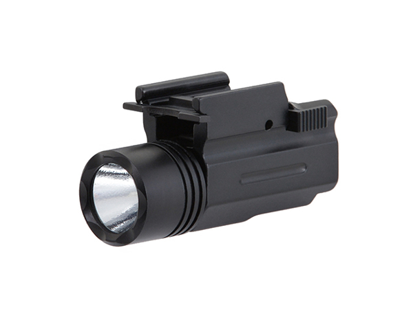 Picture of Vector Optics Meteor Pistol LED Flashlight 200LM - Black