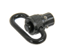 Picture of Push Button QD Sling Swivel - Black