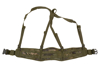 Picture of 8FIELDS Padded Patrol Belt with Suspenders - Multicam Tropic