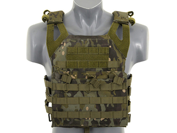 Bild på 8FIELDS Jump Plate Carrier - Multicam Tropic