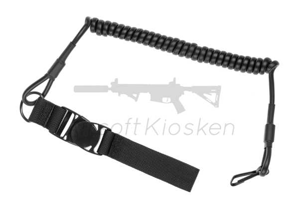 Picture of Cytac Pistol Lanyard - Black