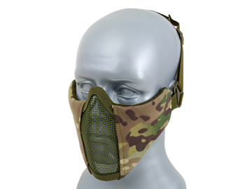 Picture of PDW Half Face Protective Mesh Mask 2.0 - Multicam