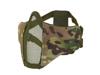 Bild på PDW Half Face Protective Mesh Mask 2.0 - Multicam