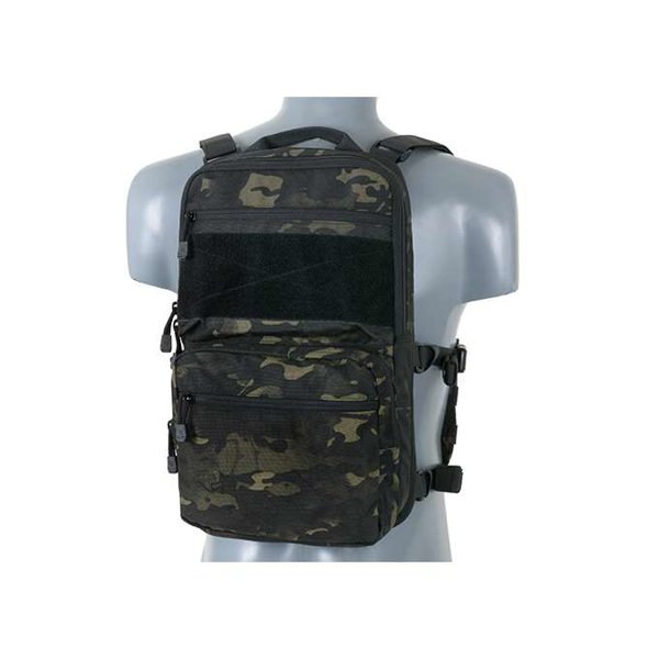 Picture of 8FIELDS Backpack with MOLLE Front Panel - Multicam Black