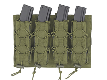 Picture of 8FIELDS MOLLE Speed Quad SMG Magasinficka - OD