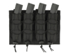 Picture of 8FIELDS MOLLE Speed Quad SMG Magasinficka - Black