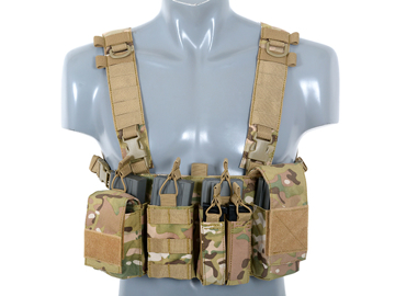 Bild på 8FIELDS Buckle Up Chest Rig V3 - Multicam