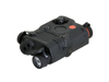 Picture of AN-PEQ-15 LED Illumination, Red Laser - Black