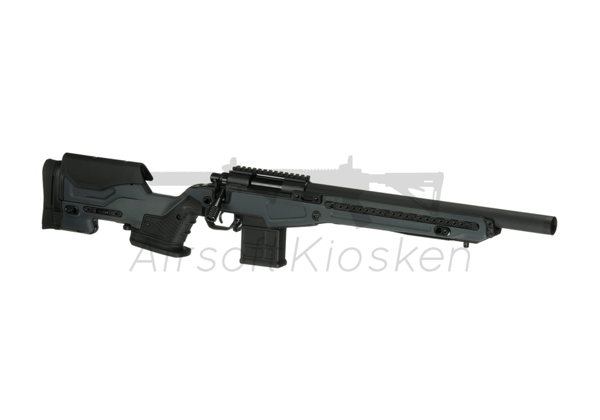 Picture of Action Army AAC T10 Short Bolt Action Sniper Rifle - Grey