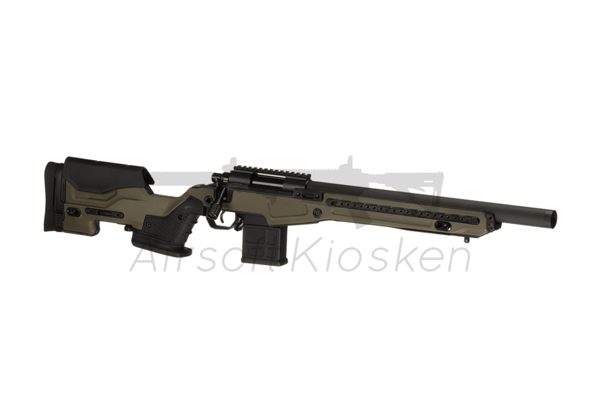 Bild på Action Army AAC T10 Short Bolt Action Sniper Rifle - OD