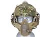 Picture of PJ FAST Helmet Mesh Mask 2.0 - Olive
