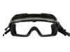 Picture of TMC FAST Helmet Visor Clear - Black