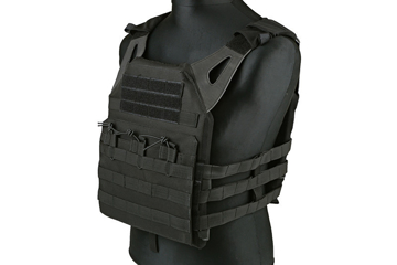 Picture of Jump type tactical vest - black