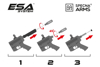 Bild på Specna Arms RRA SA-C05 CORE™ Carbine - Black