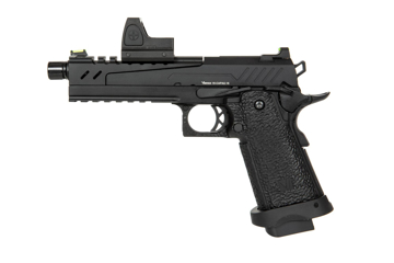 Picture of Hi-Capa 5.1 Split Side Pistol Black (with BDS Sight) Vorsk