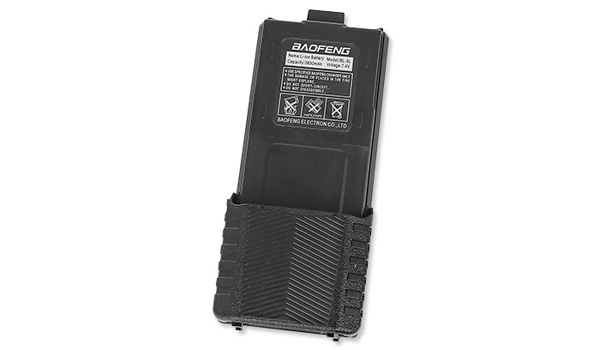 Picture of BaoFeng Batteri stor