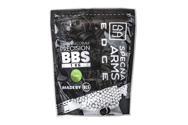 Picture of BIO Precision BBs 0,25 - 1kg -  Specna Arms EDGE™