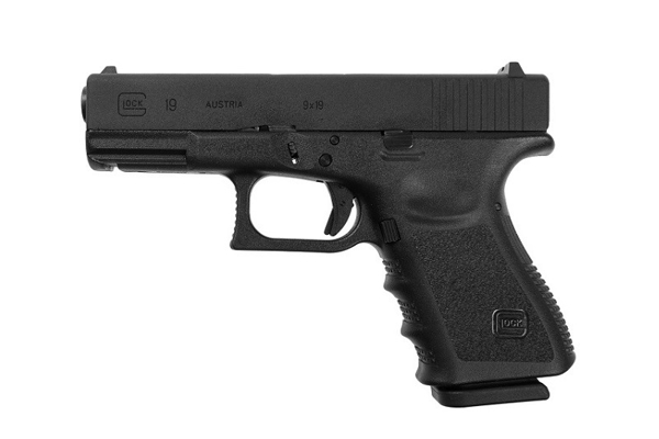 Picture of Glock 19 Metal Version GBB