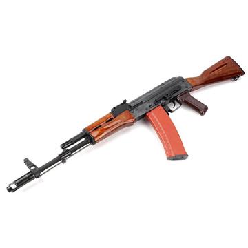 Bild på AIRSOFT RIFLE AK 74 GBB - FULL METAL, BLOWBACK - REAL WOOD