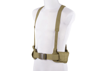 Picture of X-Type Suspenders - Olive Drab