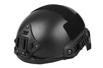 Picture of Ballistic helmet replica - black