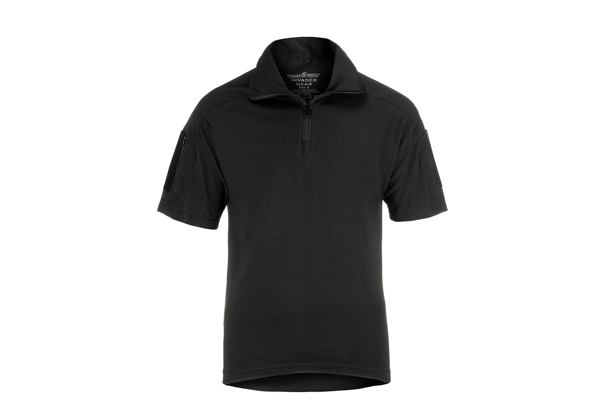 Picture of Invader Gear Shirt Short Sleeve Black