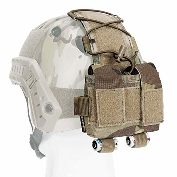 Picture of Mk2 Battery Case for Helmet Multicam