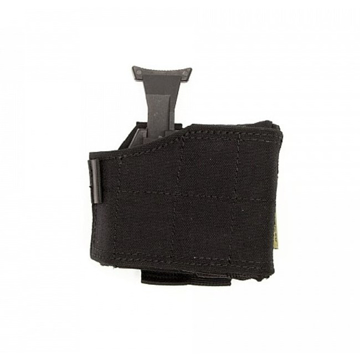 Picture of Universal Pistol Holster Black Warrior right hand
