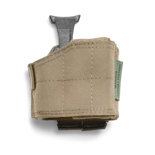 Picture of Universal Pistol Holster Warrior Coyote right Hand