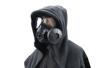 Bild på Sweat prevent mist fan mask - black