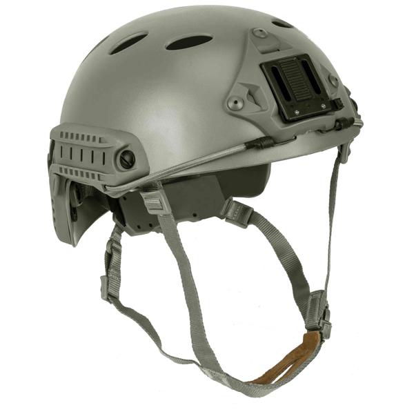 Picture of FAST Helmet PJ Simple Version Green
