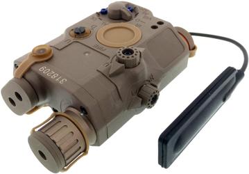Picture of AN/PEQ-15 Illuminator / Laser Module Tan