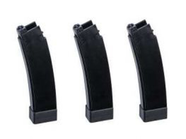 Picture of Magazine Scorpion EVO 3 A1 Lowcap 75rds 3-pack