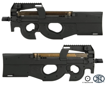 Picture of P90 Tactical FN